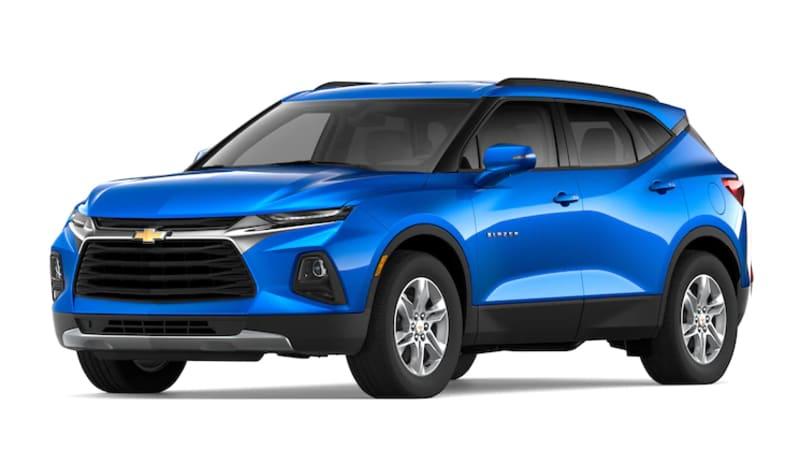 2019 Chevrolet Blazer What We Know So Far Automotivetestdrivers