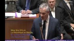 Le Maire appelle le ministre de l'Intérieur