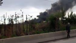 Un avion militaire s'écrase près d'Alger, plus de 250