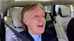 Paul McCartney's 'Carpool Karaoke' With James Corden Is Big