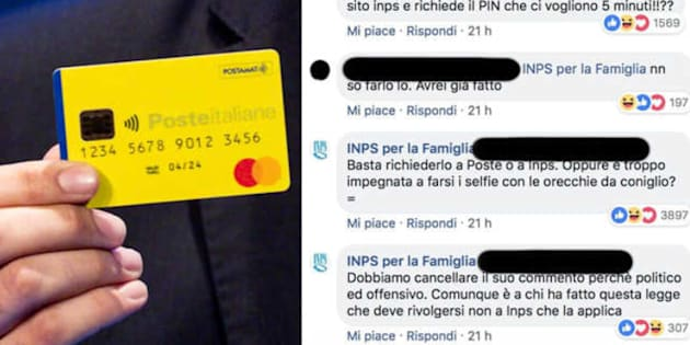 """La social media manager della pagina Facebook dell'Inps in ospedale per stress. Il presidente Tridico: """"Tutta la mia solidarietà"""""""