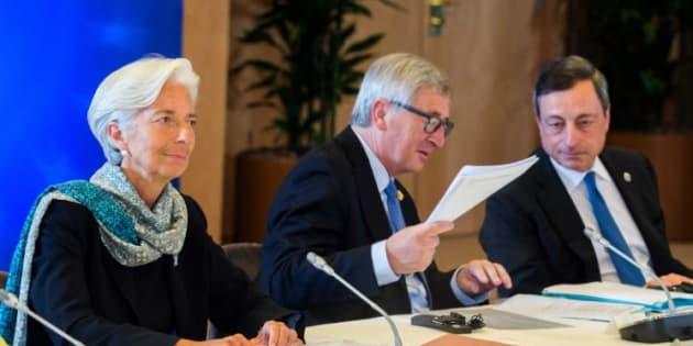 La troika preoccupata  Nuove raccomandazioni all' Italia da Fmi    Bce e Ue