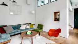Cette architecte d'intérieur a métamorphosé cet appartement parisien situé sous les