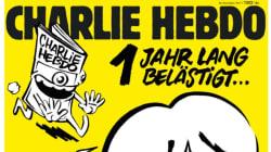 L'expérience de Charlie Hebdo en Allemagne aura été de courte
