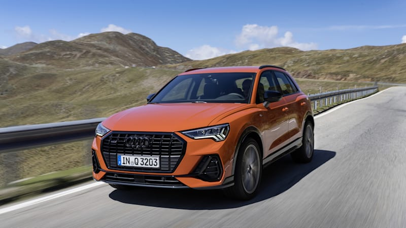 2019 Audi Q3 first-drive road test review - Autoblog