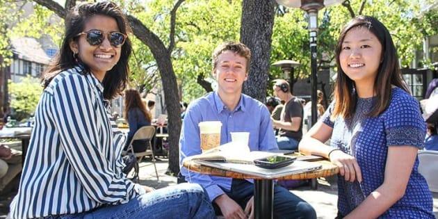 Présents à Nice lors de l'attentat, Anjali Banerjee, Tyler Heintz et Alice Ma ont créé une startup pour combattre le terrorisme