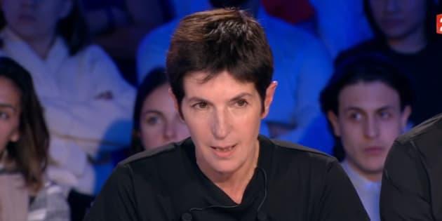 ONPC France 2 ne diffusera pas les images de Christine Angot quittant le plateau
