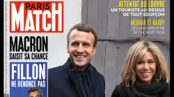 Macron en une de Paris Match?
