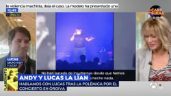 El reproche de Susanna Griso a Lucas ('Andy y Lucas') en 'Espejo Público':