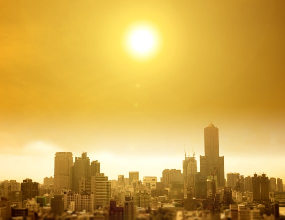 Cities face dramatic rise in heat, flooding by 2050