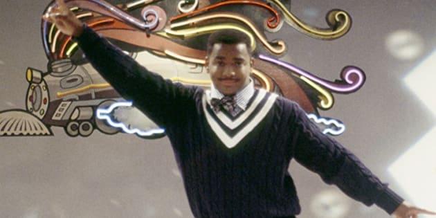 """Alfonso Ribeiro a incarné Carlton Banks dans la série télévisée """"Le Prince de Bel Air"""" de 1990 à 1996, aux côtés de Will Smith."""