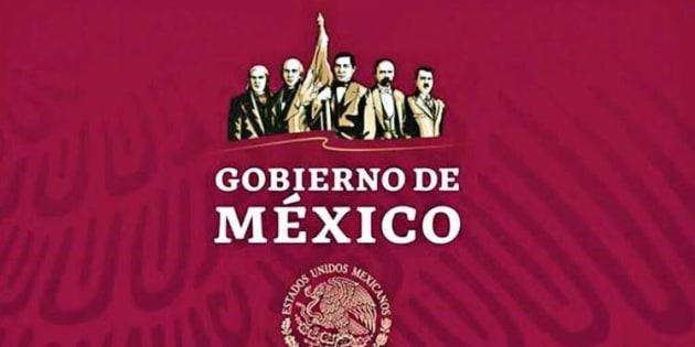 Nueva imagen institucional del gobierno entrante de Andrés Manuel López Obrador.
