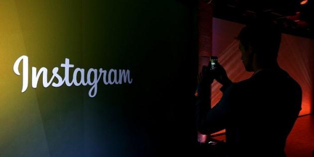 Le réseau social Instagram s'engage davantage dans la lutte contre le harcèlement. / Justin Sullivan/Getty Images/AFP
