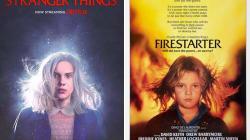 Las cinco películas en las que se inspiran los carteles de la segunda temporada de 'Stranger