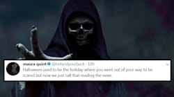 16 Funny And Appropriately Dark Tweets About