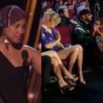 Le fils d'Alicia Keys était ravi de voir Taylor Swift (et sa mère l'a