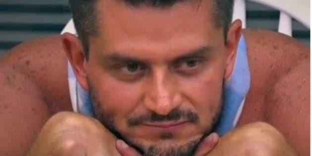 O médico Marcos Harter perdeu a disputa do reality A Fazendae a vencedora foi Flávia Viana.