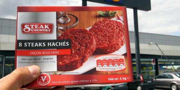 Steaks hachés contaminés à l'E.coli: trois ans de prison ferme pour l'ex-gérant de la société