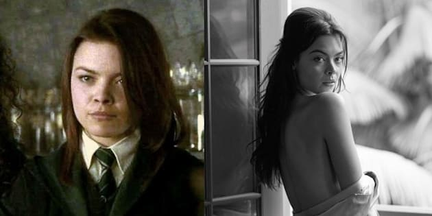 Harry potter actrices nues