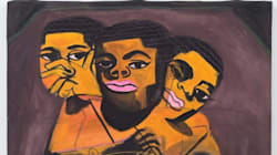 NSFW: This Artist Is Tackling Black, Queer Identities In An Intimate