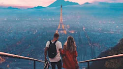 Cette photo magique de Paris vaut le