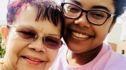 Cette grand-mère a fait fondre Internet avec ce geste pour sa petite fille