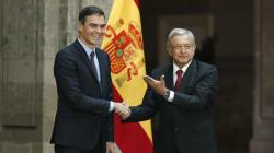 México y España hablan de Venezuela desde 'bandos'