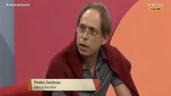 O motivo pelo qual Pedro Cardoso abandonou, ao vivo, o programa 'Sem