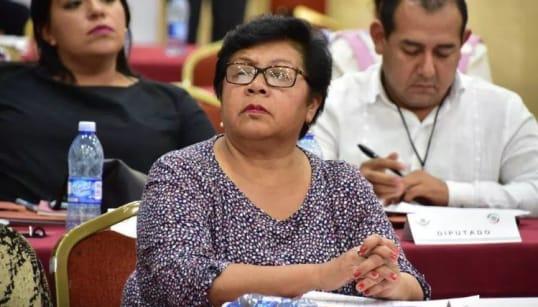 María Chávez, de vendedora de lencería a secretaria del fondo sectorial