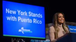 Jennifer Lopez fait don d'un million de dollars à Porto Rico après le passage de