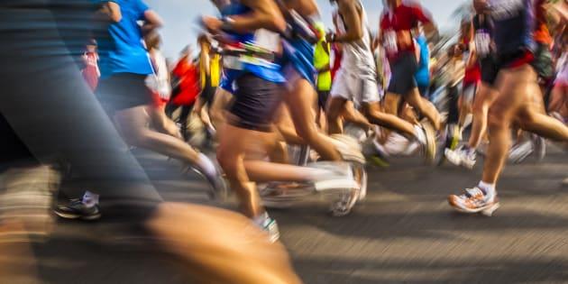 Pour le marathon de Paris, voici ce qu'il peut se passer dans les intestins d'un coureur de cette distance phare