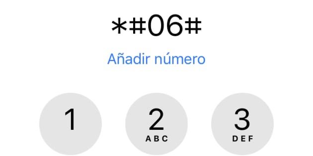 *#06#: el código que debes marcar en el móvil por tu seguridad