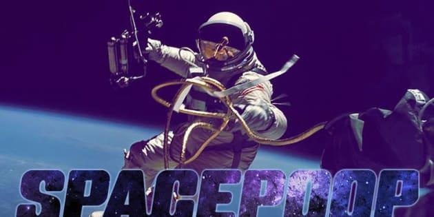 Comment faire caca dans l'espace et en combinaison spatiale? Vous avez 29 jours pour trouver la réponse