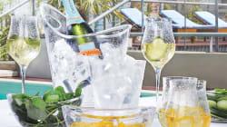 Unos cubitos de hielo al vino... cuándo sí y cuándo
