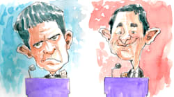 Valls vs Hamon : le débat de la