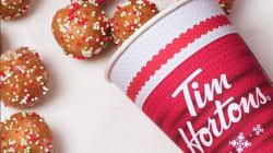 Tim Hortons offre ses boîtes de Timbits à