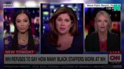 L'argument de cette pro-Trump sur le manque de diversité à la Maison Blanche n'est pas