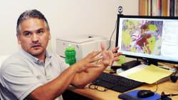 Él es el primer vulcanólogo mexicano reconocido con un premio