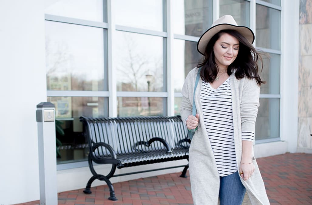 65a5aeba982 Street style tip of the day  Longline cardigans - AOL Lifestyle