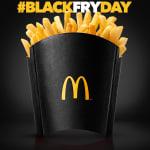 McDonald's dará fritas e nuggets em dobro na Black