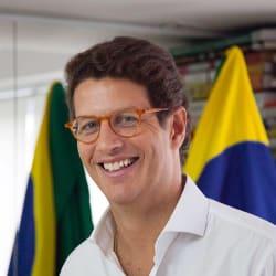 Bolsonaro anuncia Ricardo Salles para Meio