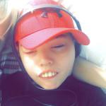 Un garçon de 12 ans en