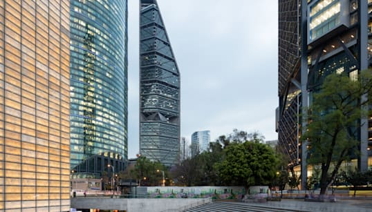 Torre Reforma está en la final para ser 'la más