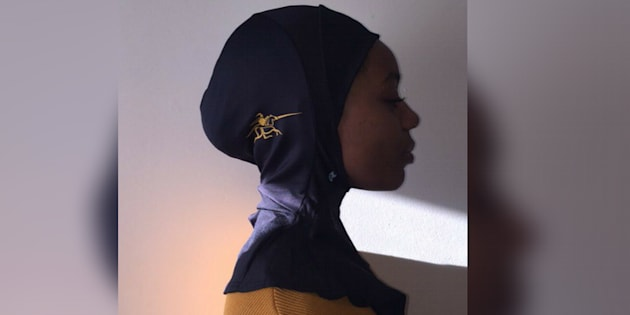 About 50 female students at Dakota Collegiate in Winnipeg wear hijabs. Now, they can get custom hijabs for their athletic uniforms.