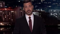 Jimmy Kimmel Tears Up During Emotional Healthcare