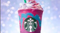 Antes de tomar la bebida de unicornio de Starbucks, lee