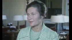 Simone Veil est aussi celle qui a porté la toute première loi contre le