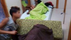 Decenas de menores extranjeros viven hacinados en un Centro de Acogida de