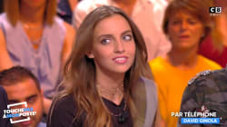 David Ginola apprend en direct que sa fille rejoint