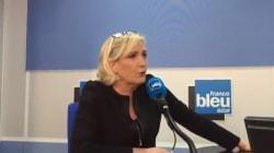 Estrosi dénonce le meeting de Le Pen à Nice, elle le traite de